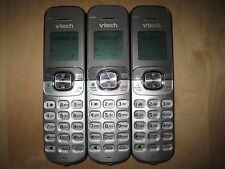 Lot of 3 Vtech Ds6522-32 Cordless Expansion Handset Phone