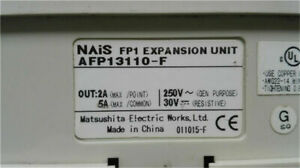 fast-ship-Panasonic plc AFP13110-F refurbished