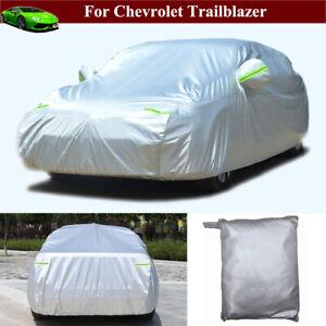 Full Car Cover Waterproof Full Car Cover for Chevrolet Trailblazer 2013-2021