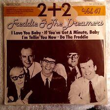 FREDDIE & THE DREAMERS (PS/45/EP) 2+2 Vol. 41, 1977 EMI (Germany) NM-