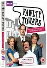 Fawlty Towers Remastered 5051561027956 With John Cleese DVD Region 2