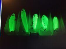 Wobbler leuchtend, flouriszierend, Raubfisch, Hecht, Zander, Nacht, Köder