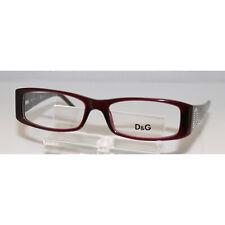 New DOLCE GABBANA D&G 1103-B 615 Eyeglasses Frames Glasses Burgundy 52mm