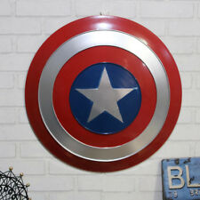 NEW !The Avengers Captain America ABS Shield For Cosplay 1:1 Scale Fast Shipping