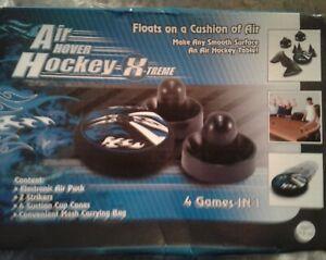 Air Hockey 4 GAMES IN 1