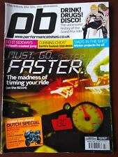 PERFORMANCE BIKES Magazine - MAR 2007 - WANGANUI - GUY MARTIN - DUTCH SPECIALS -