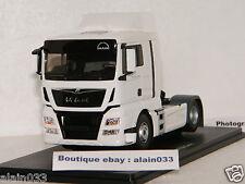MAN TGX EURO 6 LX 440cv TRACTEUR SEUL BLANC ELIGOR 1/43 Ref 115121