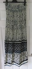 Womens ATMOSPHERE Strapless Maxi Dress Ladies Boob tube Bandeau SIZE 8 STUNNING.