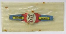1949 DAGWOOD RING tin litho cereal premium Post Toasties Mint in package