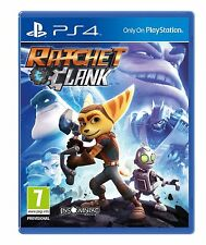 RATCHET & CLANK PS4 [PRE OWNED] GREAT CONDITION