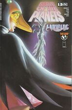 Top Cow Image Comics BATTLE OF THE PLANETS WITCHBLADE 1-Shot Prestige GN TPB