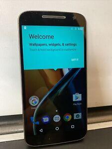 Motorola moto G4 Black UNLOCKED Smartphone