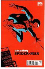 AMAZING SPIDER-MAN # 7 NM 2016 1:20 MICHAEL CHO VARIANT SLOTT CLOAK DAGGER  HTF
