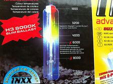 Xenon Nachrüstsatz für Nebelscheinwerfer H3 12V 35W 8000K mit E Prüfzeichen E13