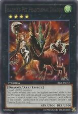 Harpie's Pet Phantasmal Dragon LTGY-EN055 / 1ST ED. / RARE / MINT! / YU-GI-OH