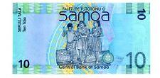 Samoa ... P-39 ... 10 Tala ... ND(2008) ... *UNC*