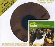 Beach Boys, The Pet Sounds 24 Karat Gold CD Audio Fidelity Neu OVP Sealed AFZ