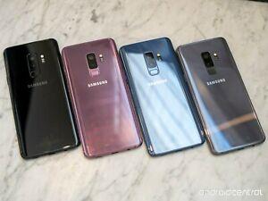 BRAND NEW Samsung Galaxy S9+ Plus SM-G965U - 64/128/256 GB - (Verizon) Unlocked