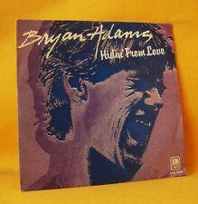 """7"""" Single Vinyl 45 Bryan Adams Hidin' From Love 2TR 1980 (MINT) Pop Rock"""