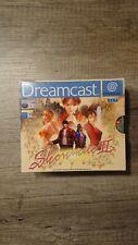 Shenmue II Sega Dreamcast OVP mit Schuber Sehr guter-guter Zustand Sammlung