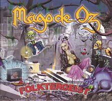 Folkergeist MAGO DE OZ 2 CD SET ( OUT OF PRINT LOCOMOTIVE)