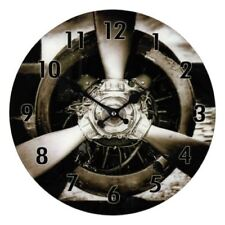 ELICA Hometime orologio da parete in vetro regalo da uomo W7875