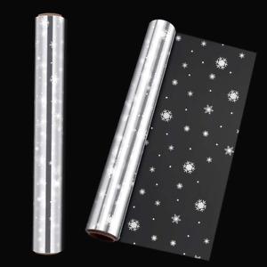 papel celofan rollo decorado multiples usos para envolver 15.7 inch x100 FT