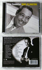 DUKE ELLINGTON The Essential .. 37 Track Sony DO-CD TOP