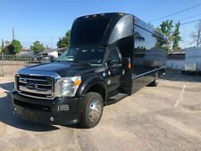 New Listing2013 Ford F550 Shuttle Bus Tiffany Coach, Bus, Party Bus 31 pass