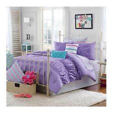 Dreamzzz Julissa Full/Queen 3-Piece Comforter Set in Purple