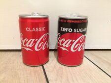 coca cola mini cans 2016 Classic And New Zero 150ml
