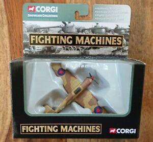 Corgi Fighting Machines CS90078 Hawker Hurricane RAF El Alamein NEW