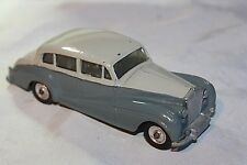 Dinky 150 Rolls Royce Silver Wraith, Good Condition