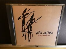 CD Willie and Lobo Gypsy Boogaloo 1991 Mesa Records