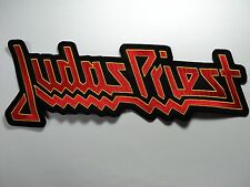 judas priest EMBROIDERED BACK PATCH