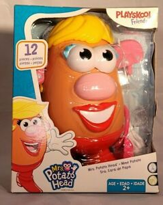 Playskool Friends Mrs. Potato Head Classic ✨ In Hand, New, Free Shipping! ✨