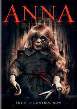 ANNA 2018 Paranormal Horror dvd Evil Doll JUSTIN DUNCAN Kristin Cochell Mint
