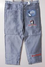 SNOOP DOGG HIP-HOP BAGGY JEANS SIZE 26 FOR ONLY$55