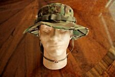 US ARMY G.I. MULTICAM ACU RIPSTOP CAMOUFLAGE COMBAT FLOPPY HAT BOONIE CAP 7 3/4