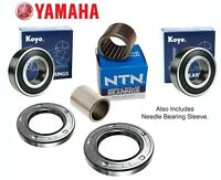 Rear Wheel Bearings & Seals for Yamaha XJR1300 2004-2006 JAPANESE