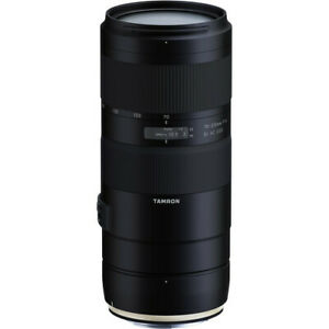 Tamron 70-210mm f4 Di VC USD A034 Lens for Canon EF no extra cost