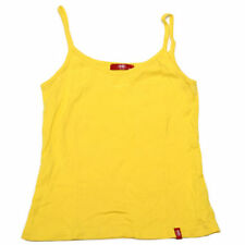 Esprit Machine Washable Solid 100% Cotton Tops for Women