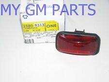 HUMMER H2 REAR ROOF AMBER CLEARANCE LIGHT CENTER 3 NEW OEM  25809313