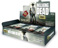 Walking Dead Season 4 Part 1 Factory Sealed Trading Card Box