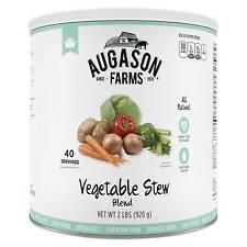 Augason Farms Gluten Free Vegetable Stew Blend - 32.45oz