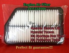 AF6118 PREMIUM ENGINE AIR FILTER for ELANTRA TUCSON SPORTAGE 281133X000