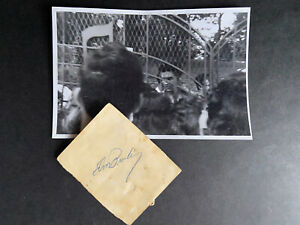 EARLY ELVIS PRESLEY HAND SIGNED AUTOGRAPH & PHOTO 1957-58! JSA CERTIFIED! RARE!