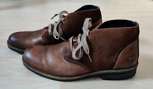 Herren Schuhe Camel Active, Desierto, Braun, Echtleder, Größe 44