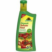 Organic Tomato Feed Concentrate Fruit Vegetable Plant Fertiliser Neudorff Liquid