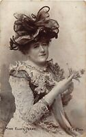 POSTCARD  ACTRESSES   ELLEN  TERRY
